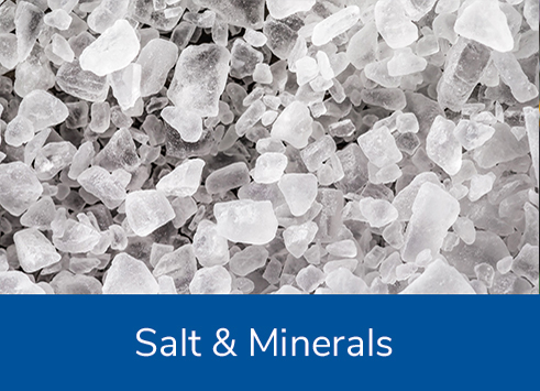 Salt & Minerals