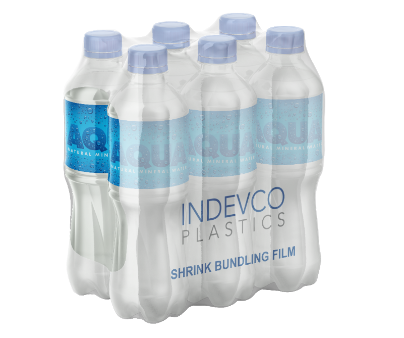 INDEVCO Shrink Film for Bottles